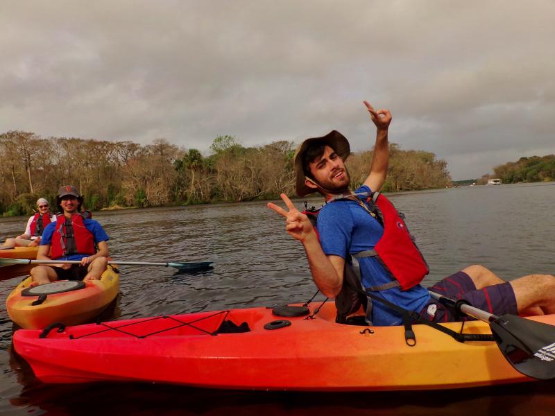 Kayak Manatee ToursBlueSprings