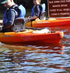 kayak Manatee Tours Blue Springs