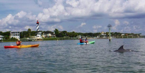 Kayak St Augustine Tours