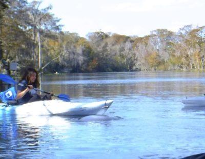 silver springs kayaking